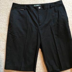 Black Ralph Lauren shorts